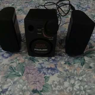 Home small speakers