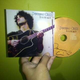 Signed CD of Darren Criss