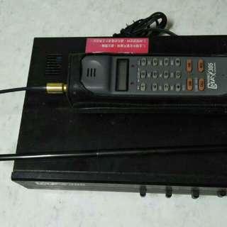 長距離無線電話