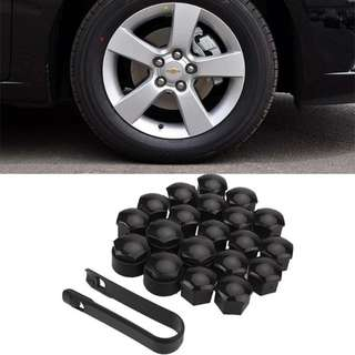 Car Wheel Nuts Cover