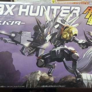 Bandai LBX Hunter Wild Flame Model Kit