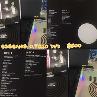 【BIGBANG】0.TO.10 IN SEOUL DVD (全新)