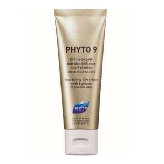 Phyto 9 Nourishing Day Cream with 9 Plants For Ultra-dry Hair