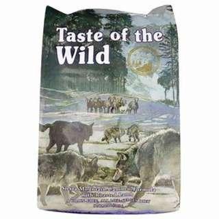Taste of the Wild Sierra Mountain Grain Free Roasted Lamb 2kg
