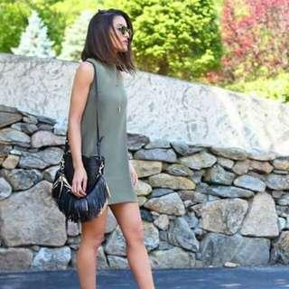 Classy Plain Dress