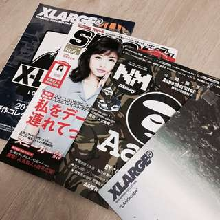 BAPE Magazine & Others