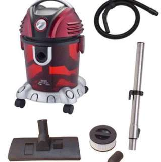 Bagless Water Filter Vacuum Cleaner