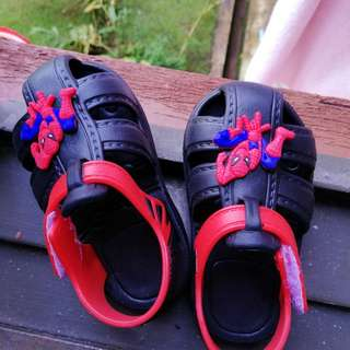 Spiderman sandal