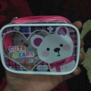 Dompet koin beruang
