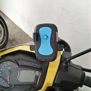 New GPS/Mobile Holder For Motorcycle