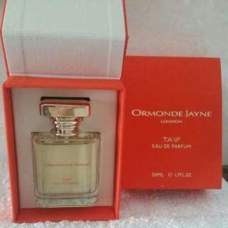 Perfume Ormonde Jayne perfume fragrance - TAIF eau de parfum 50ml