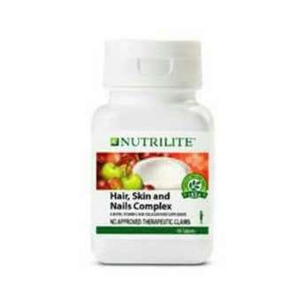 Nutrilite Vitamin Supplement (For Hair, Skin & Nails)