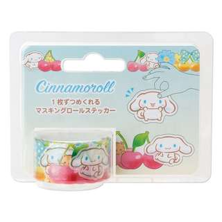 Japan Sanrio Cinnamoroll Masking Roll Sticker