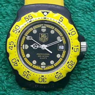 Tag Heuer Ladies Bumblebee