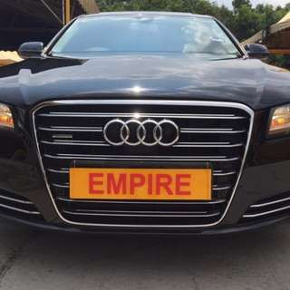 Audi A8 3.0 V6 TDI Quattro (luxury edition) Long wheel base