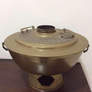 🚚 精緻十二生肖-銅製火鍋爐