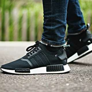 NMD JAPAN BLACK OG US10