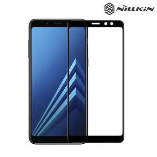 Galaxy A8 2018 NILLKIN 3D CP+MAX 全屏覆蓋鋼化玻璃膜 屏幕防爆保護貼 GSA0004A