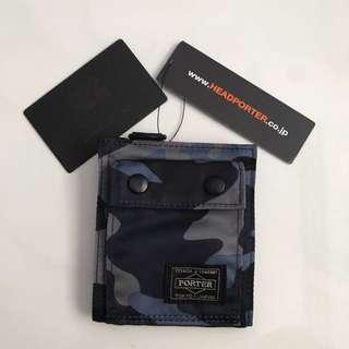 Head porter wallet (camo)