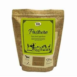 Wishbone Pasture Grain Free Lamb & Fish 4lb