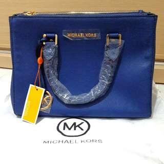 MK Bags Michael Kors Navy Blue
