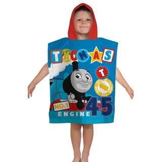 Thomas & Friends Poncho Towel