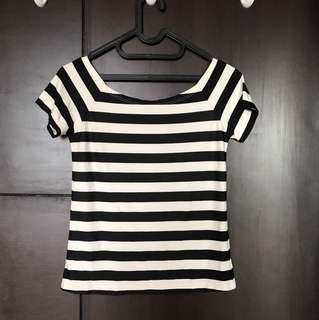 Top stripped