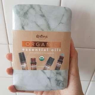Aroma source organic essential oils