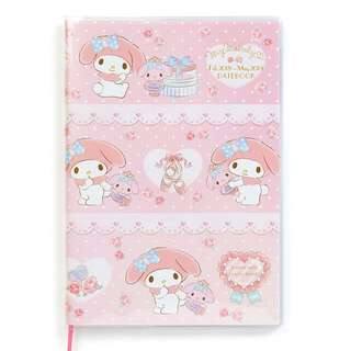 Japan Sanrio My Melody B6 Date Book (beginning in April) 2018