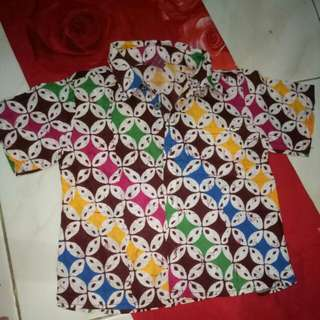 Batik Anak Co/ce