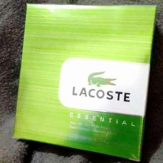 lacoste essentials