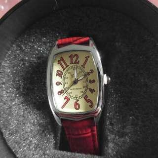 Casio 小紅錶 LTP-1208E 女裝手錶 電子錶