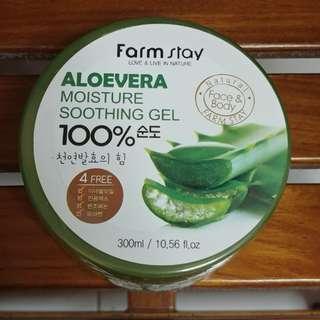 BN farm stay Aloe Vera Moisture Soothing Gel 300ml