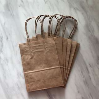 Party Bags (Kraft)