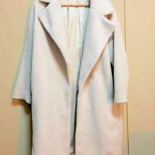 Trench coat oversize style