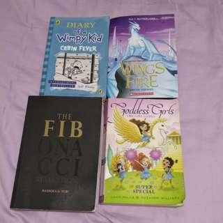 Some storybooks