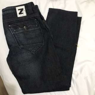 Zara Jeans Relaxed Fit