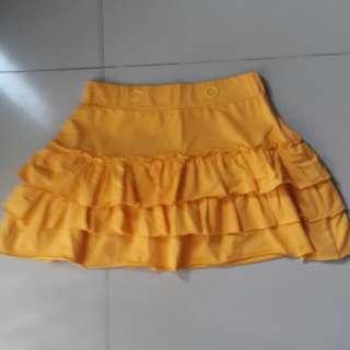 Rok Kuning Anak
