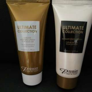 Ultimate Moisture & Foot Cream