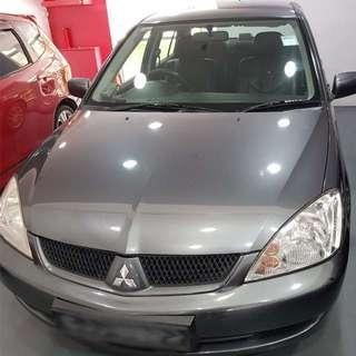Car Rental (For Grab/Uber/Personal) -  Mitsubishi Lancer 1.6A