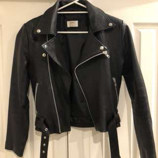 Sir the label Leather jacket