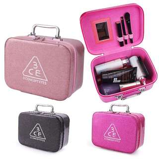 3CE Make Up Box