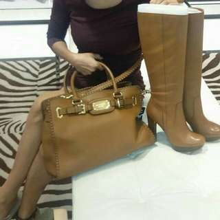 Michael Kors Bag and Boot