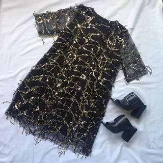 NEW night dress size 8-10