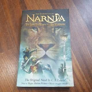 The chronicles of narnia the lion the witch and the wardrobe cs lewis