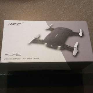 Drone ELFIE Foldable JJRC H37 (sdh dibuka, blm dipakai)