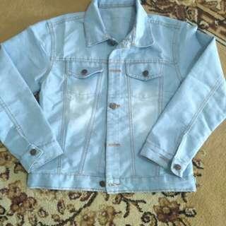 Jacket jeans aurori