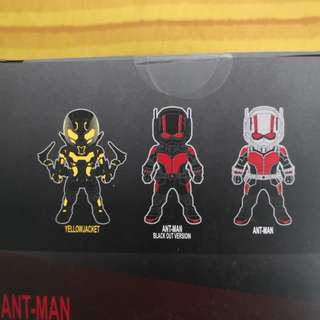 Ant-man light action figure(BNIB)