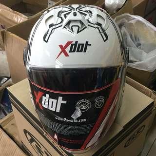 Branded Helmet