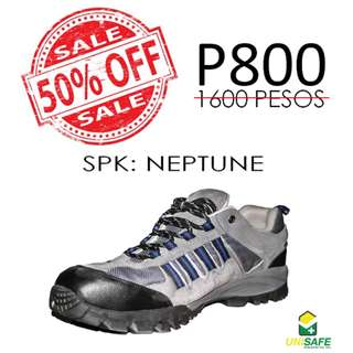 SPIDERKING® Safety Shoes – Neptune
